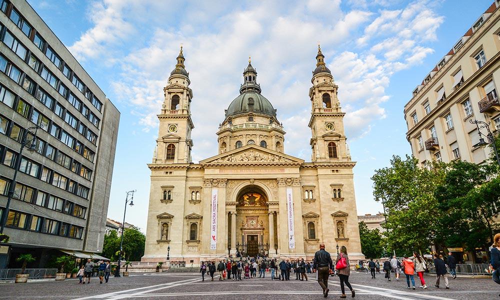 Bazilika sv. Štefana v Budapešti