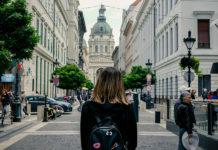 ulice Budapešti