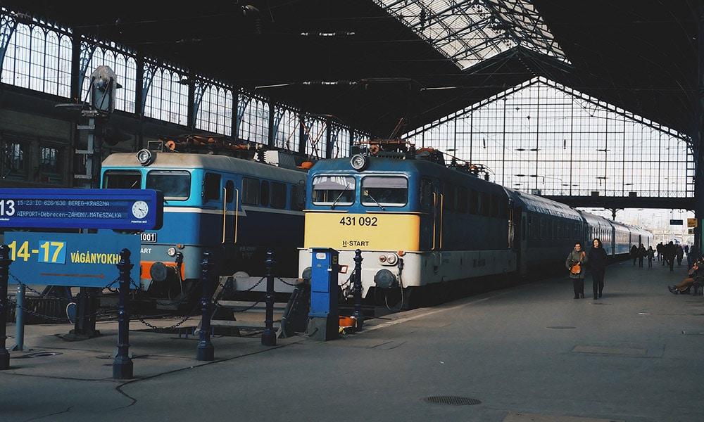 stanica Budapest Nyugati