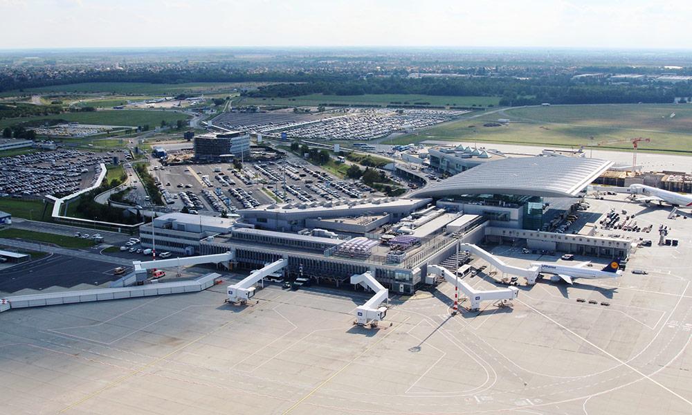 Letisko v Budapešti