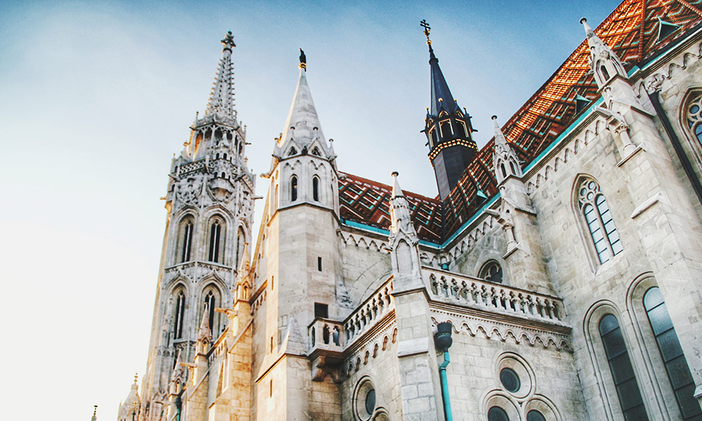 Kostol sv. Mateja v Budapešti