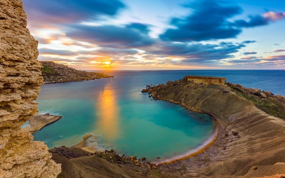 Ġnejna Bay Malta