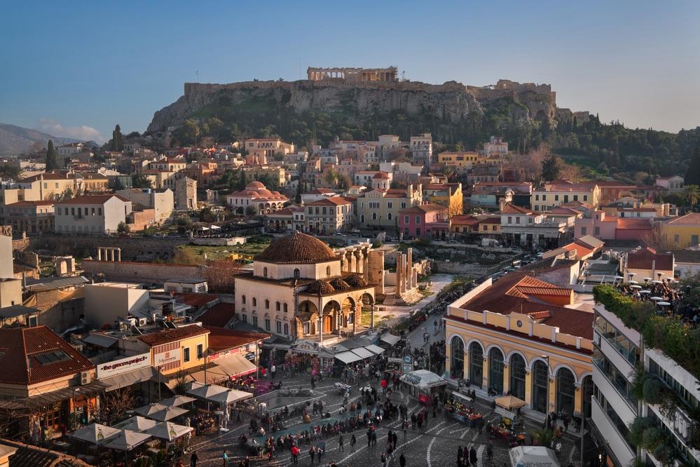 Monastiraki Atény