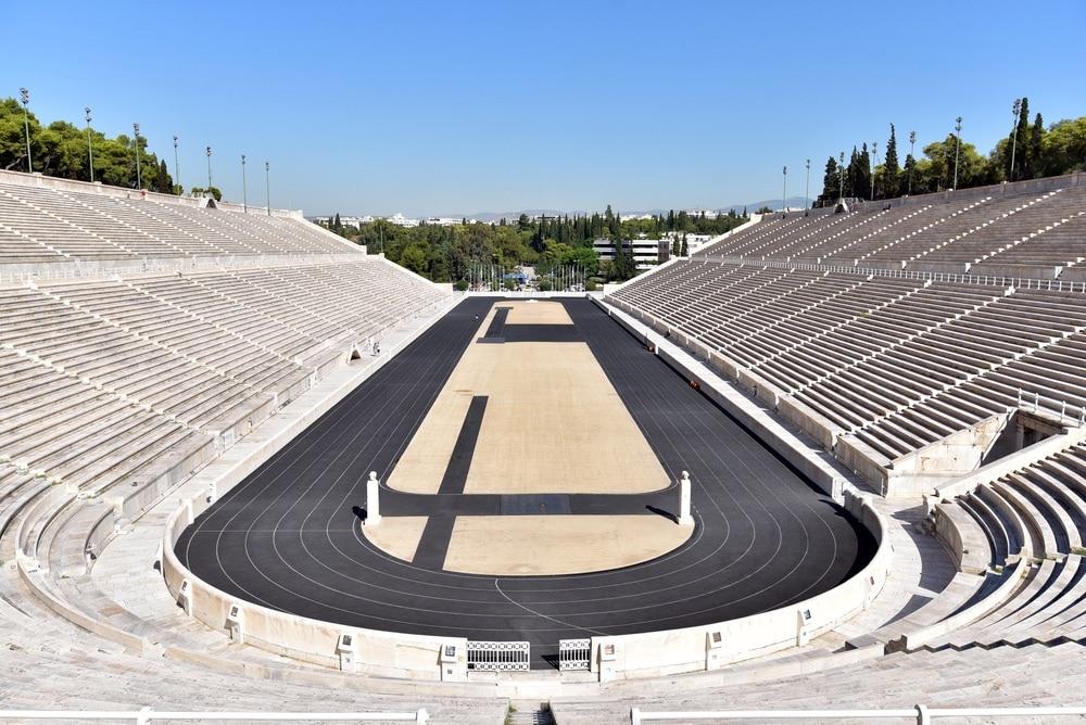 Panathenaic Stadium Atény
