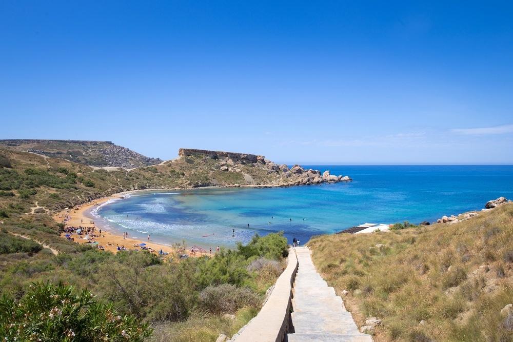 Pláž Malta