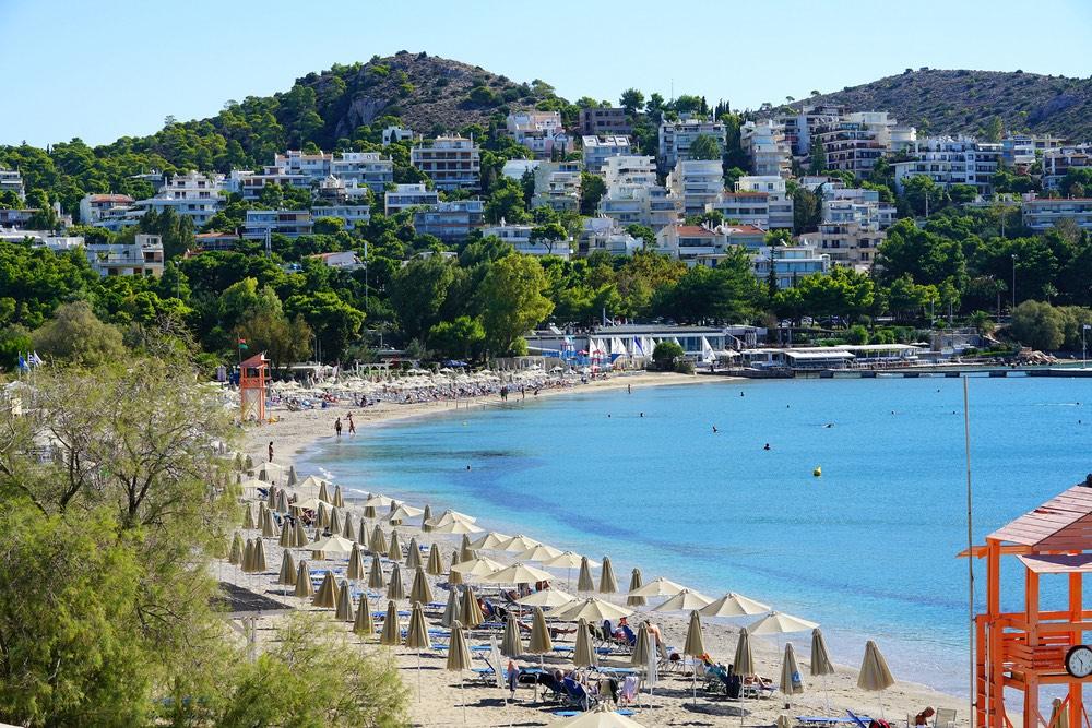 Vouliagmeni Grécko