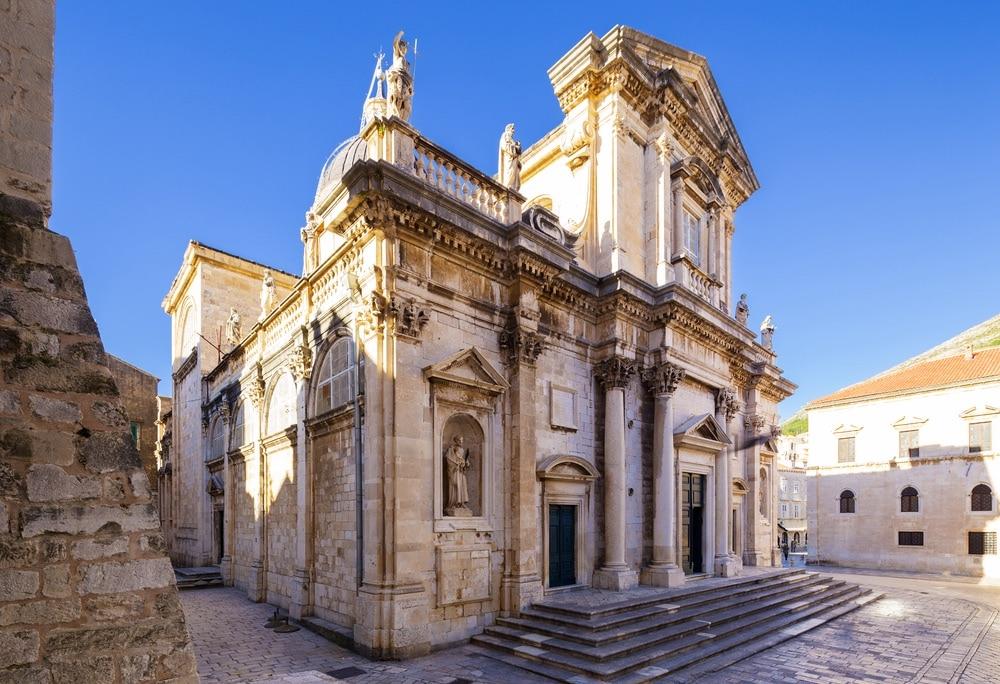 dubrovník katedrála