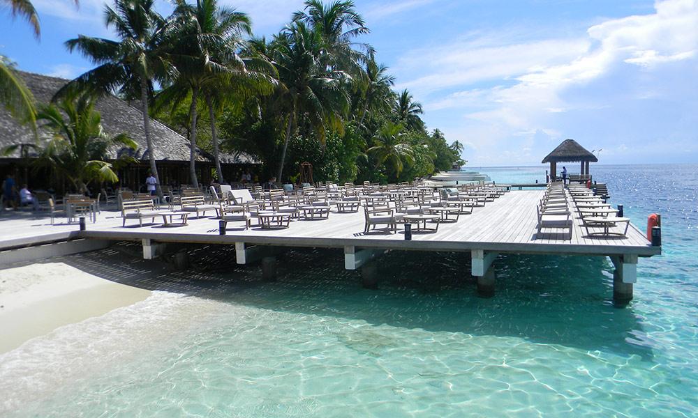 Vilamendhoo, Maldivy