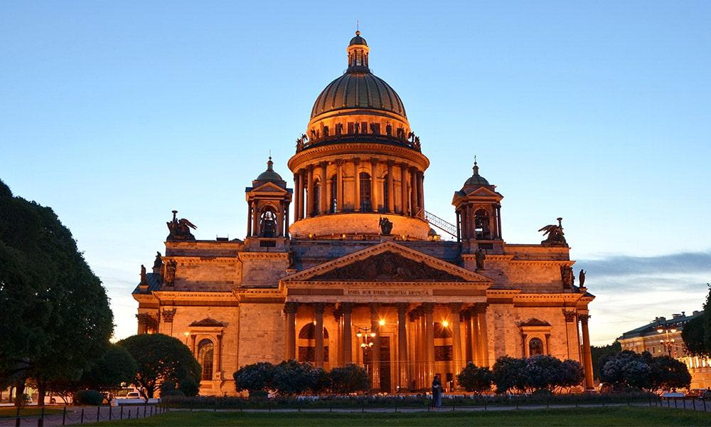 Katedrála sv. Izáka, Petrohrad