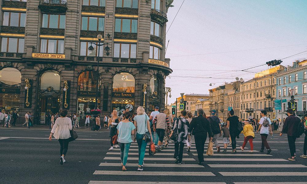 Nevský prospekt, Petrohrad
