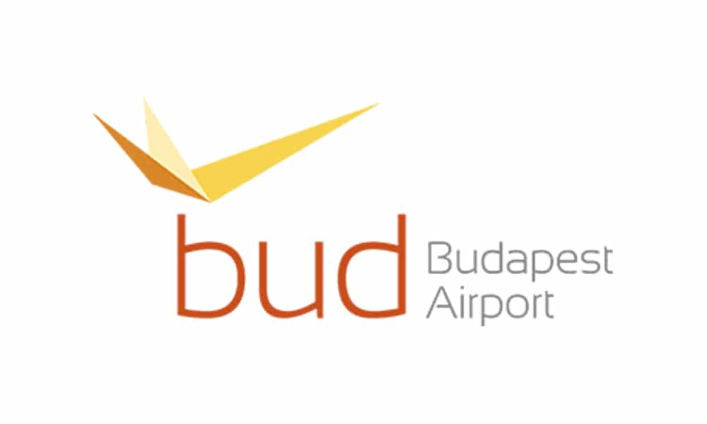Letisko Budpešť, logo