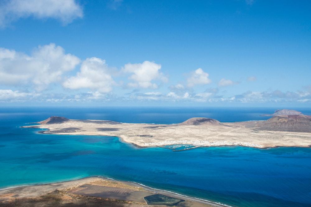 La Graciosa ostrov