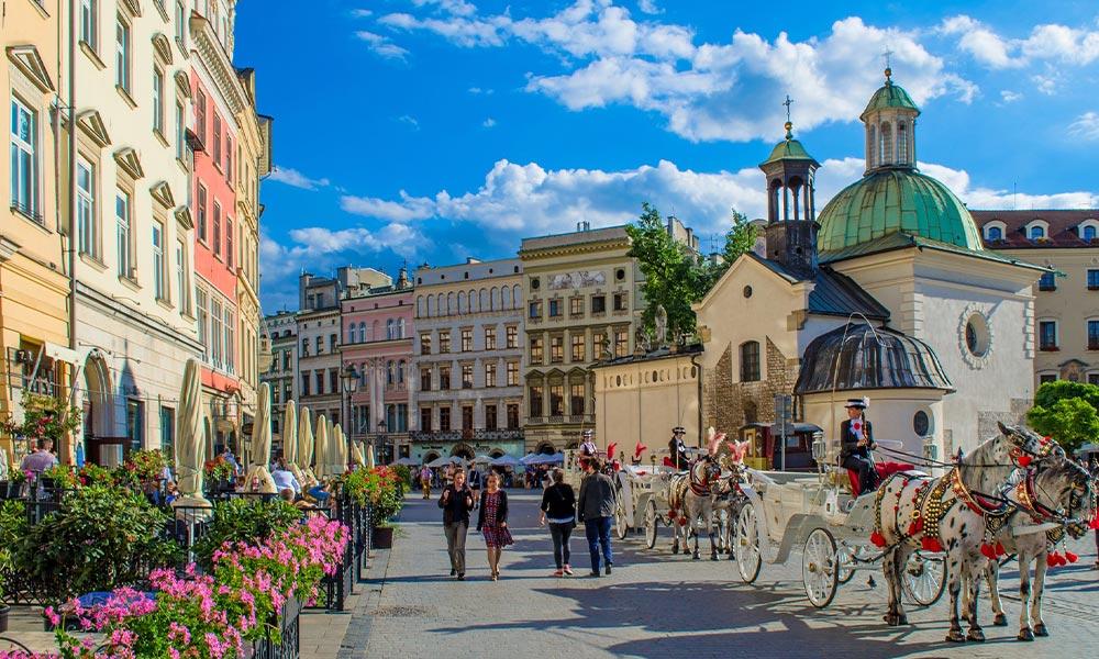 Kostol svätého Vojtecha v Krakove