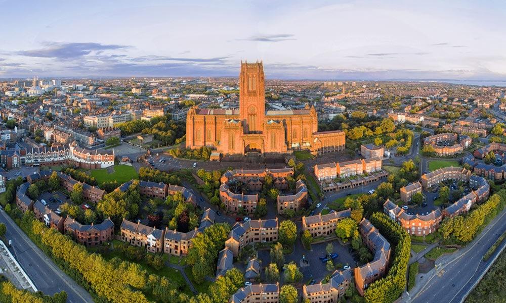 Liverpoolska katedrala