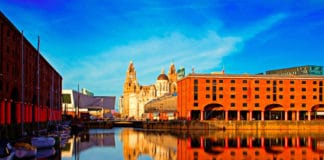 Liverpool Royal Albert Dock