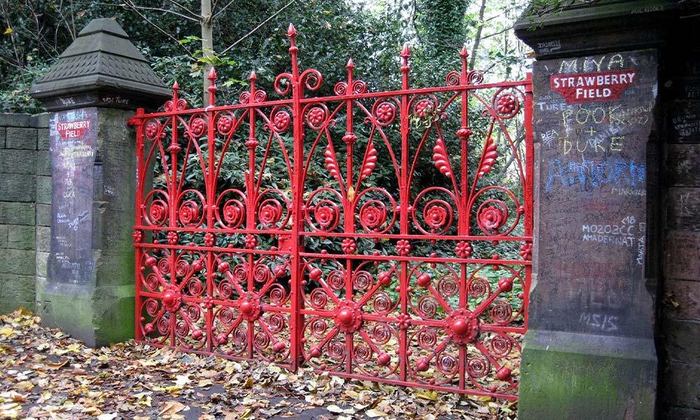 Liverpool Strawberry Fields