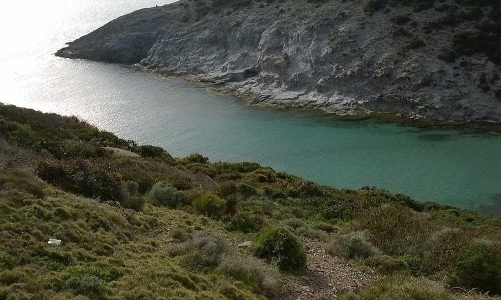 Cala Lunga, Sardínia