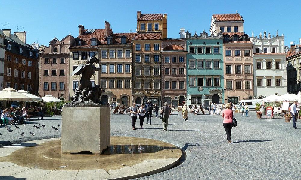 Varšava, Rynek Stareho Miasta