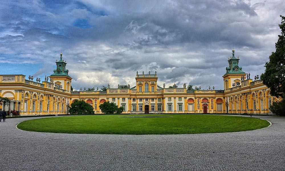 Varšava, Wilanow