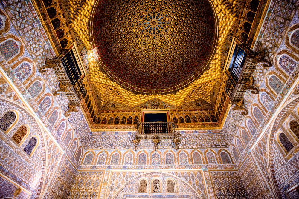Salón de Embajadores Sevilla