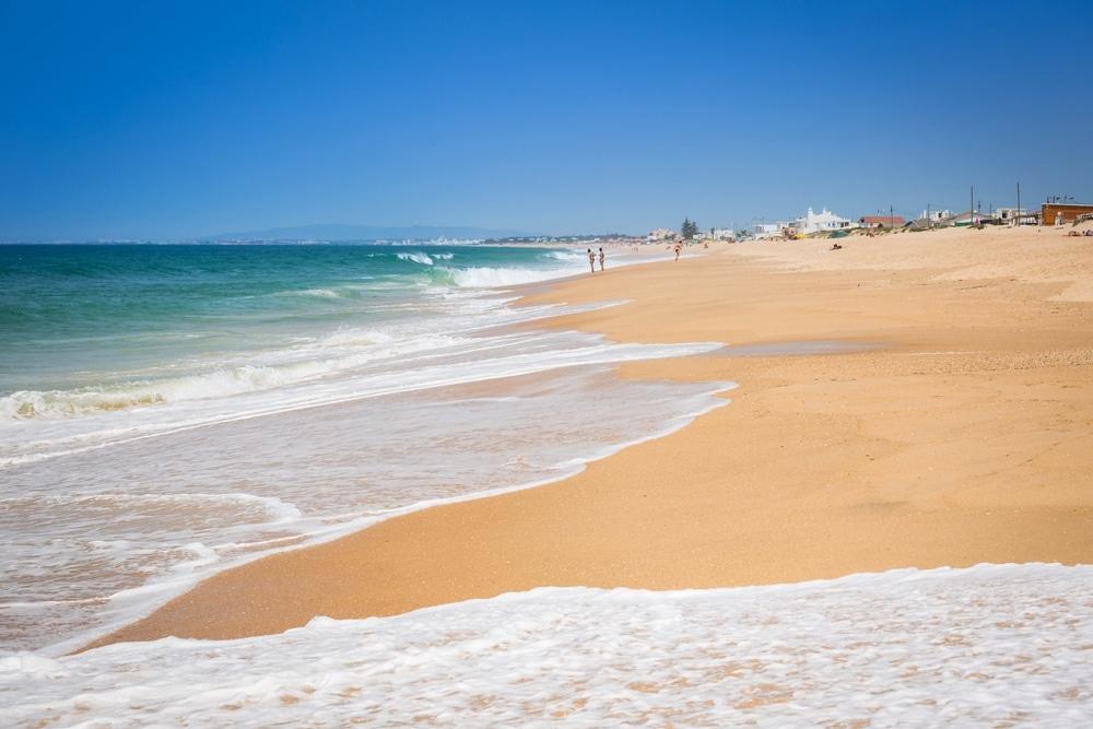 praia de faro portugalsko