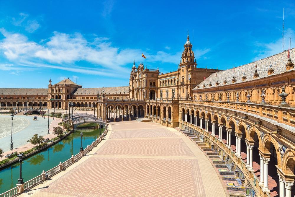 Plaza de Espaňa Sevilla