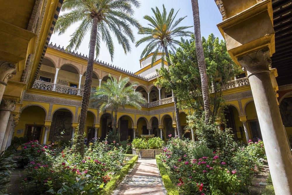 Palacio de las Dueñas Sevilla