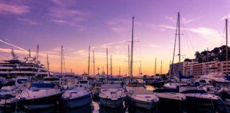Port Hercule Monako