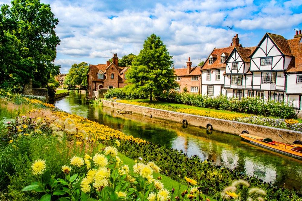 Canterbury anglicko