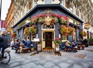 londýnsky pub