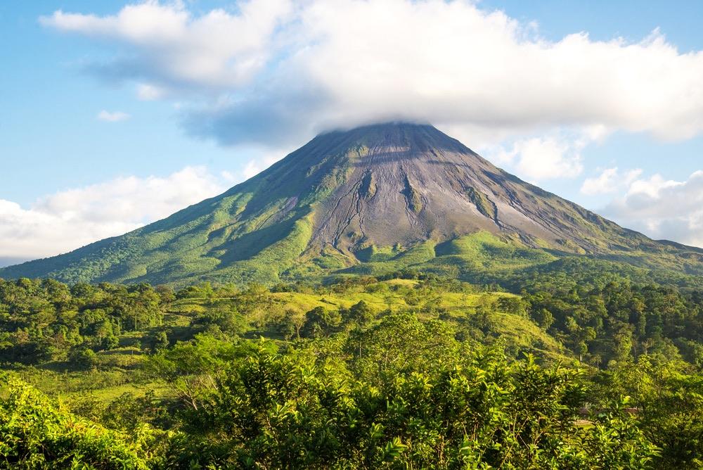 Národný park Arenal Volcano