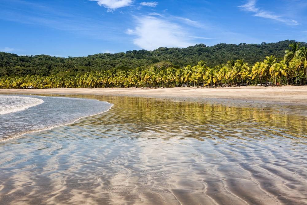 Carrillo beach, Costa Rica, Guanacaste