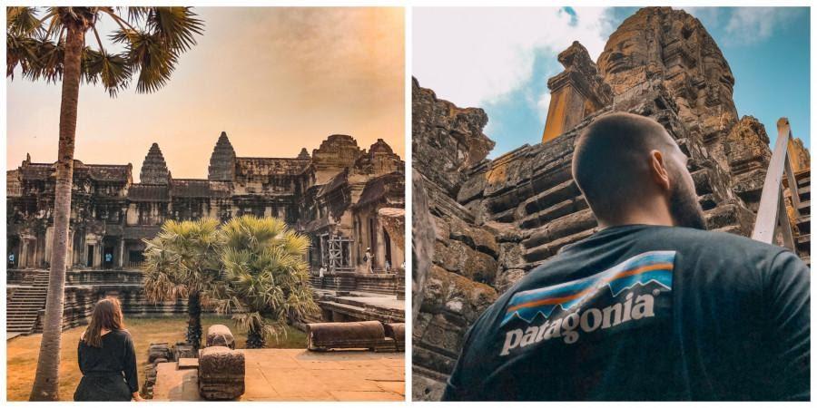 Angkor Wat / Bayon Temple (Roman Gajdoš)