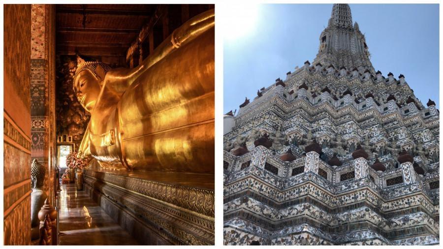 Wat Pho / Wat Arun
