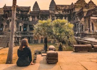 Kambodža - Veronika Sýkorová