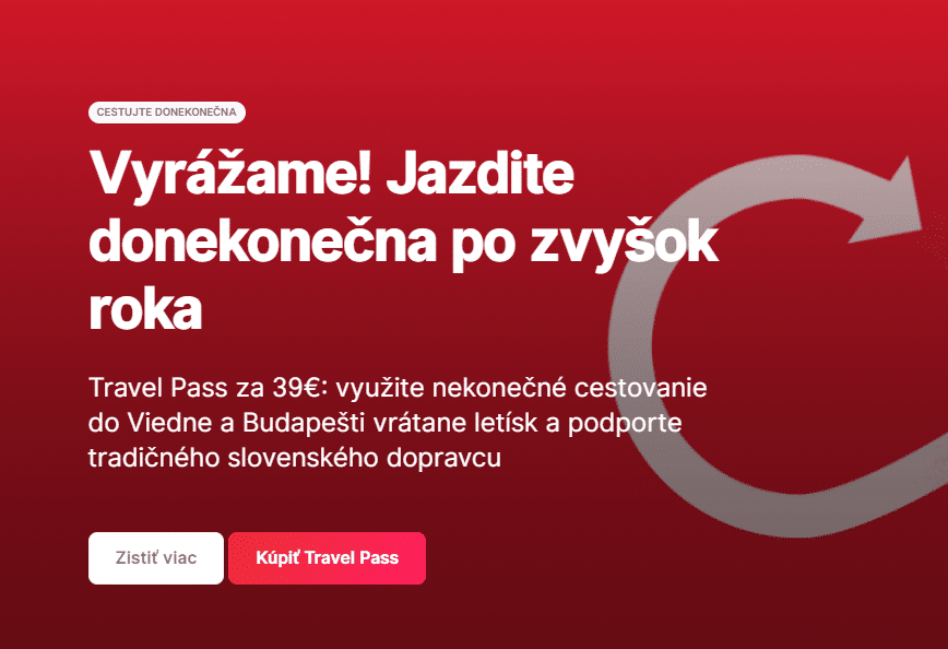 akcia Slovak lines