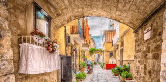 Bari, Apúlia, Taliansko
