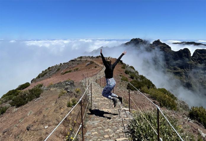 Portugalský ostrov Madeira