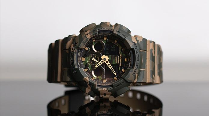 Odolné hodinky Casio G-Shock