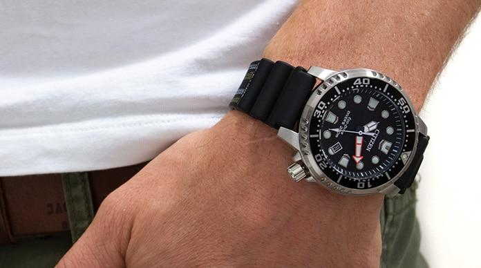 Potápačské hodinky Citizen